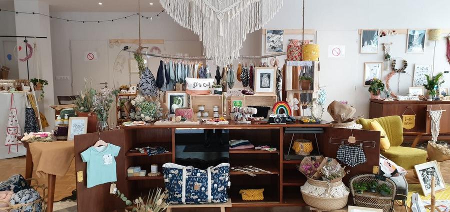 Pop Local, la boutique éphémère grenobloise pour jeunes parents