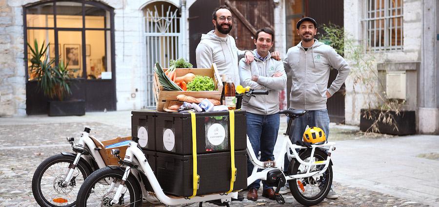 Les Fantasques : du vélo de courses dans le quartier