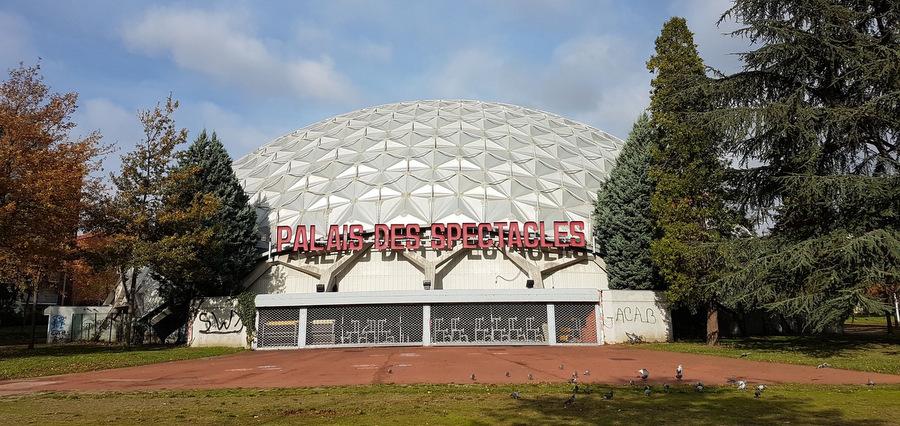 Le Palais des Spectacles de Saint-Étienne se tourne vers le cinéma