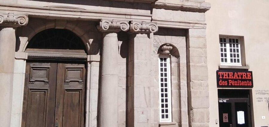 Le Théâtre des Pénitents ferme jusqu'à fin mars mais ne baisse pas les bras