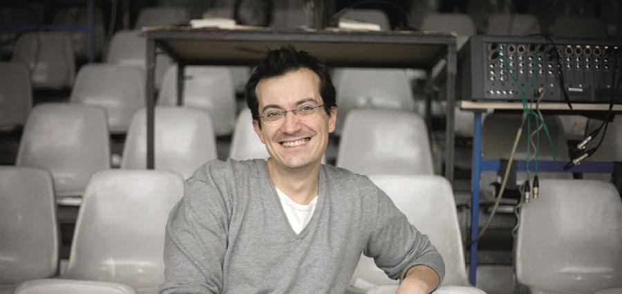 Benoît Lambert : « Saint-Étienne, une ville qui possède une histoire forte avec le théâtre »