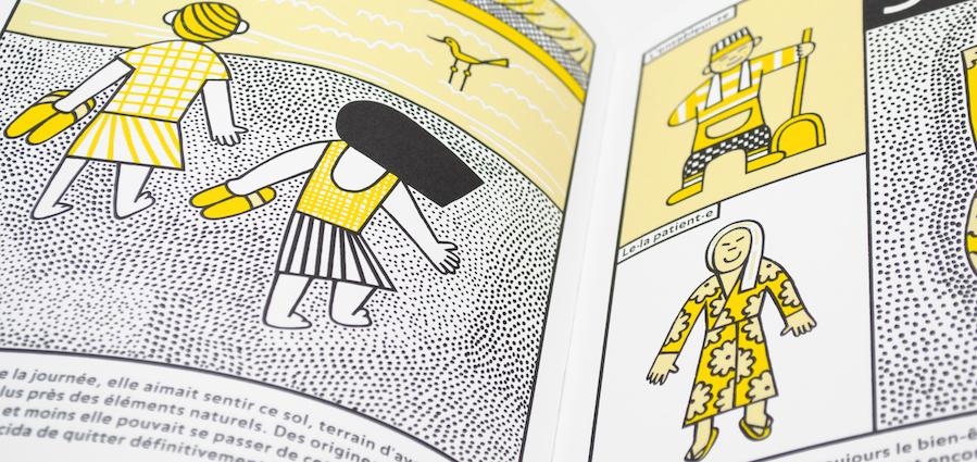 Eva Offredo : un Japon graphique pour petits et grands