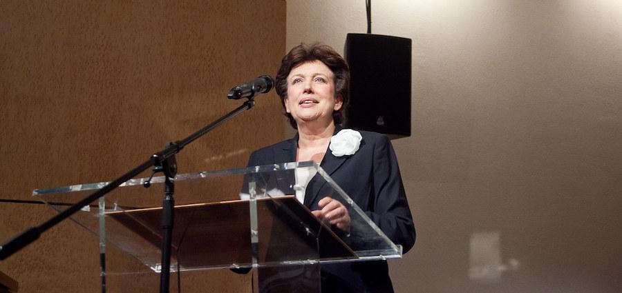 Roselyne Bachelot à Lyon cette semaine