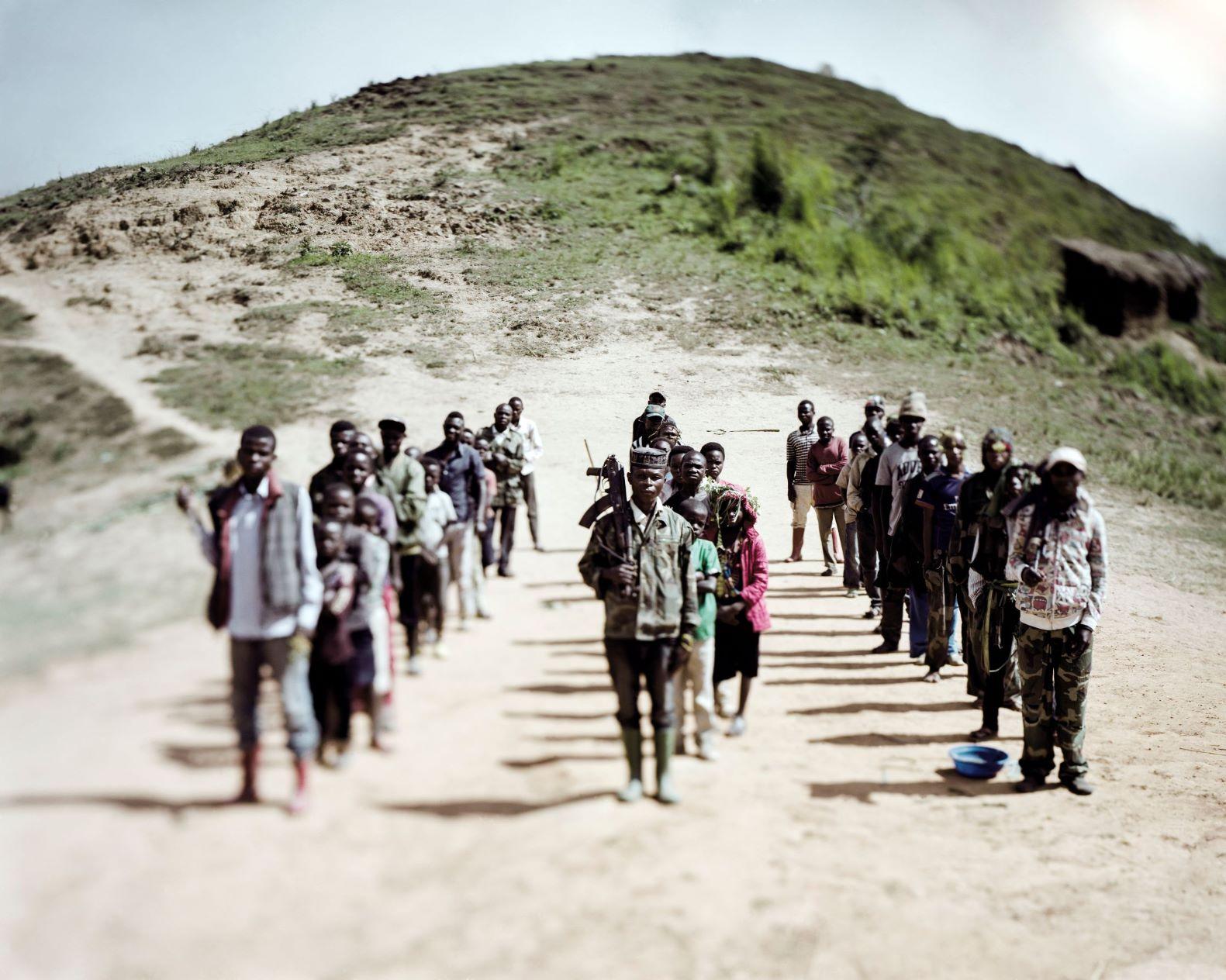 Les fantômes du Congo