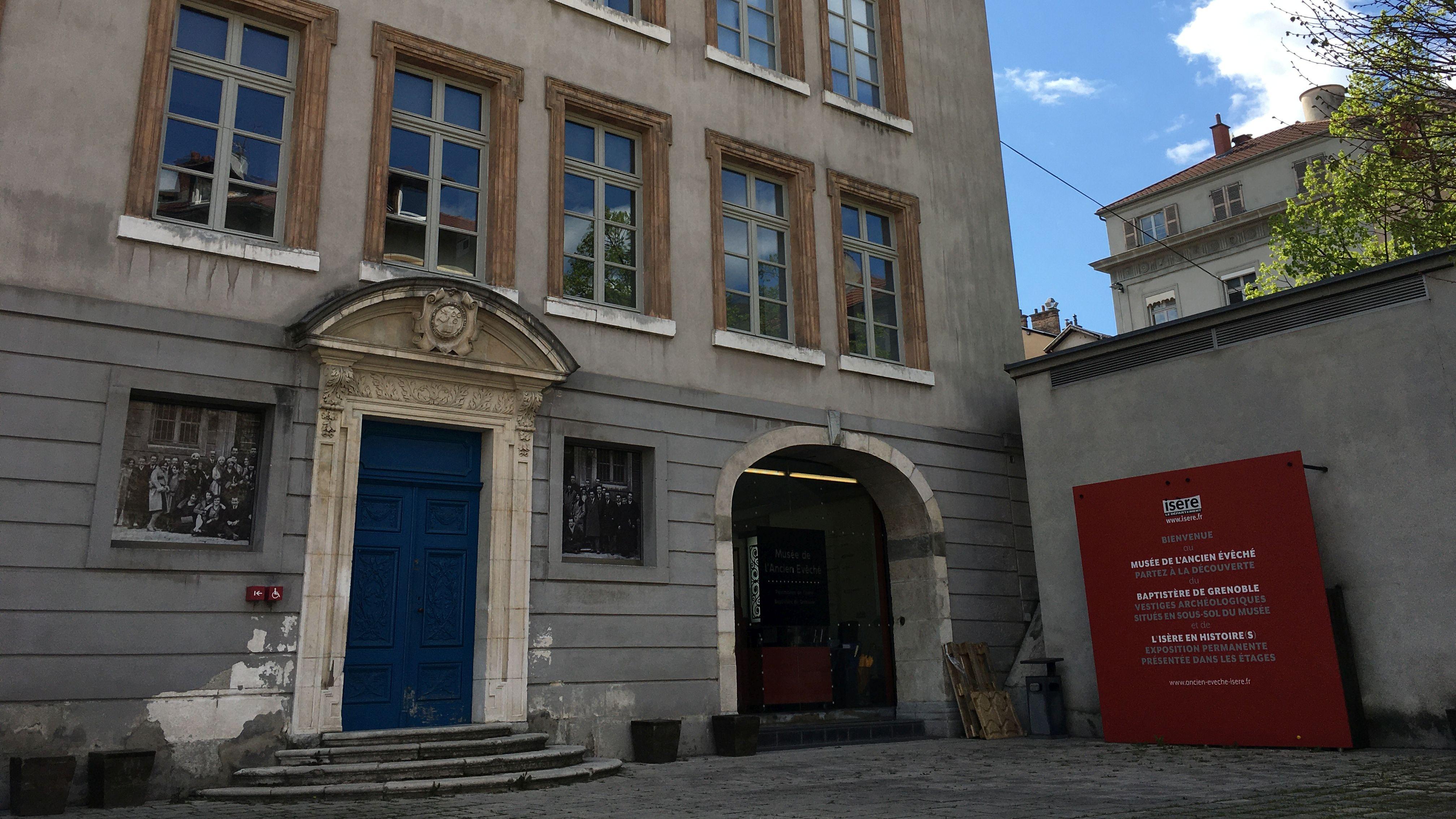 Derrière les portes du musée de l'Ancien Évêché