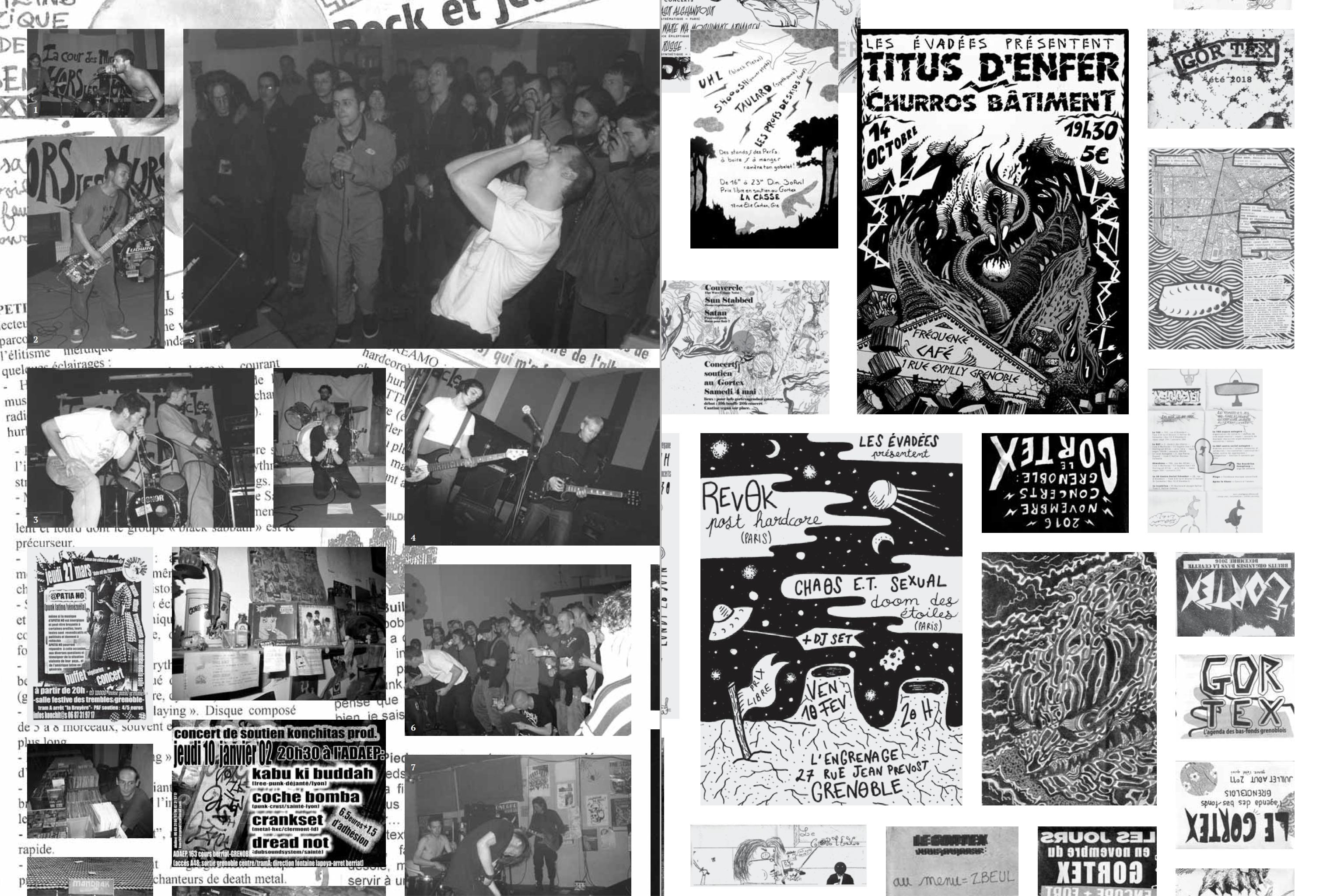 Grenoble Calling, odyssée punk