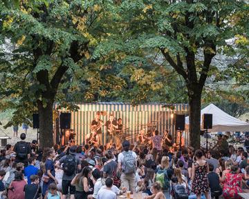 CCO : un nouvel été de festivités à la Rayonne