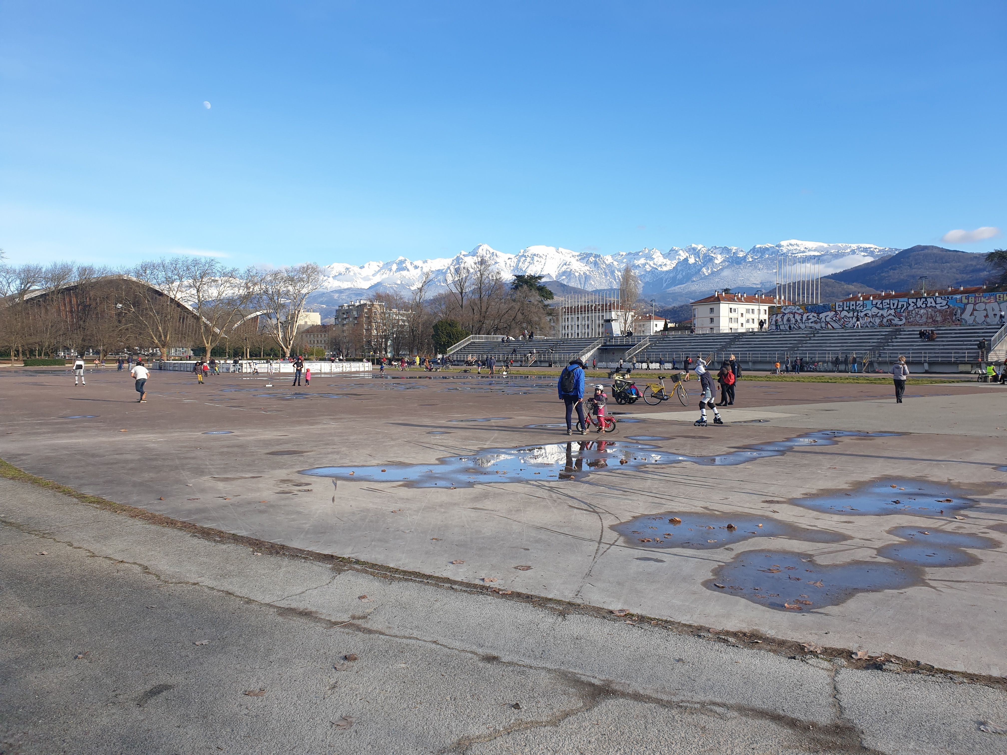 Grenoble : la Ville se positionne