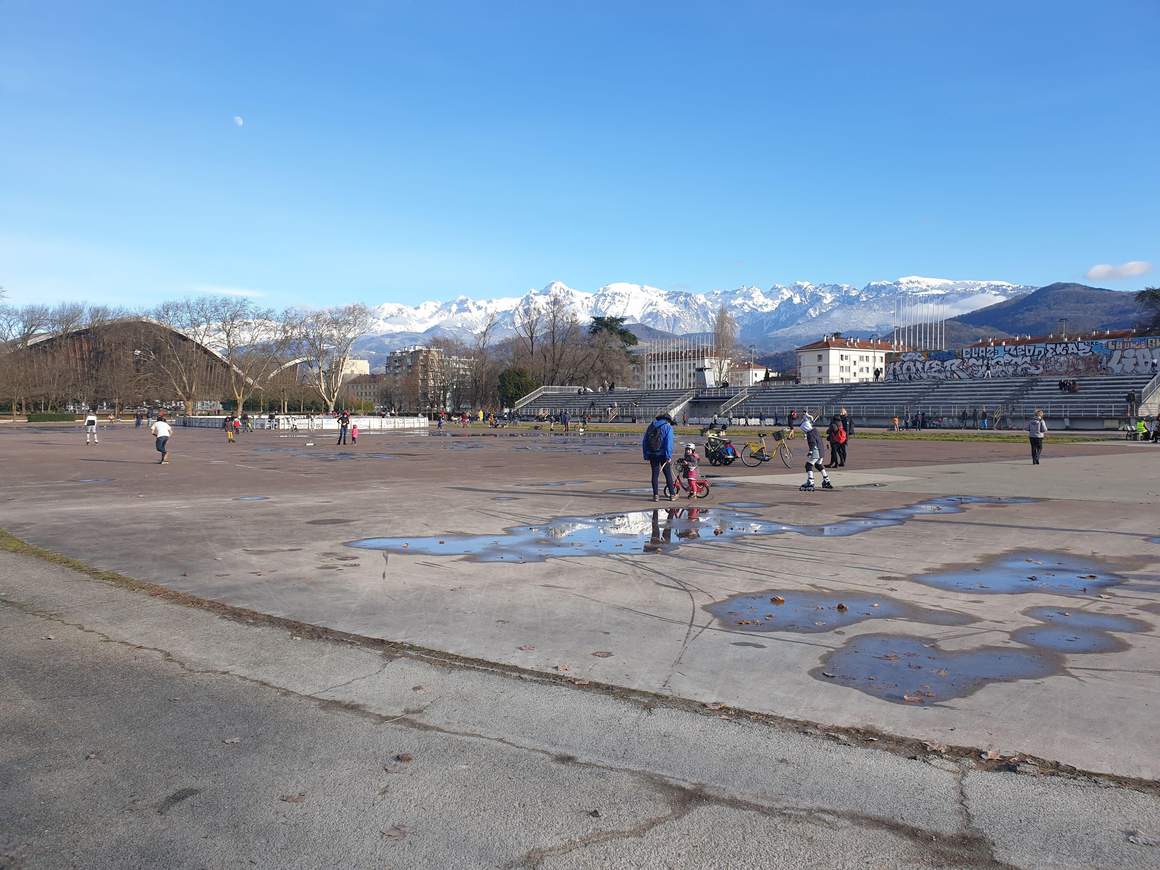 Grenoble : la Ville se positionne