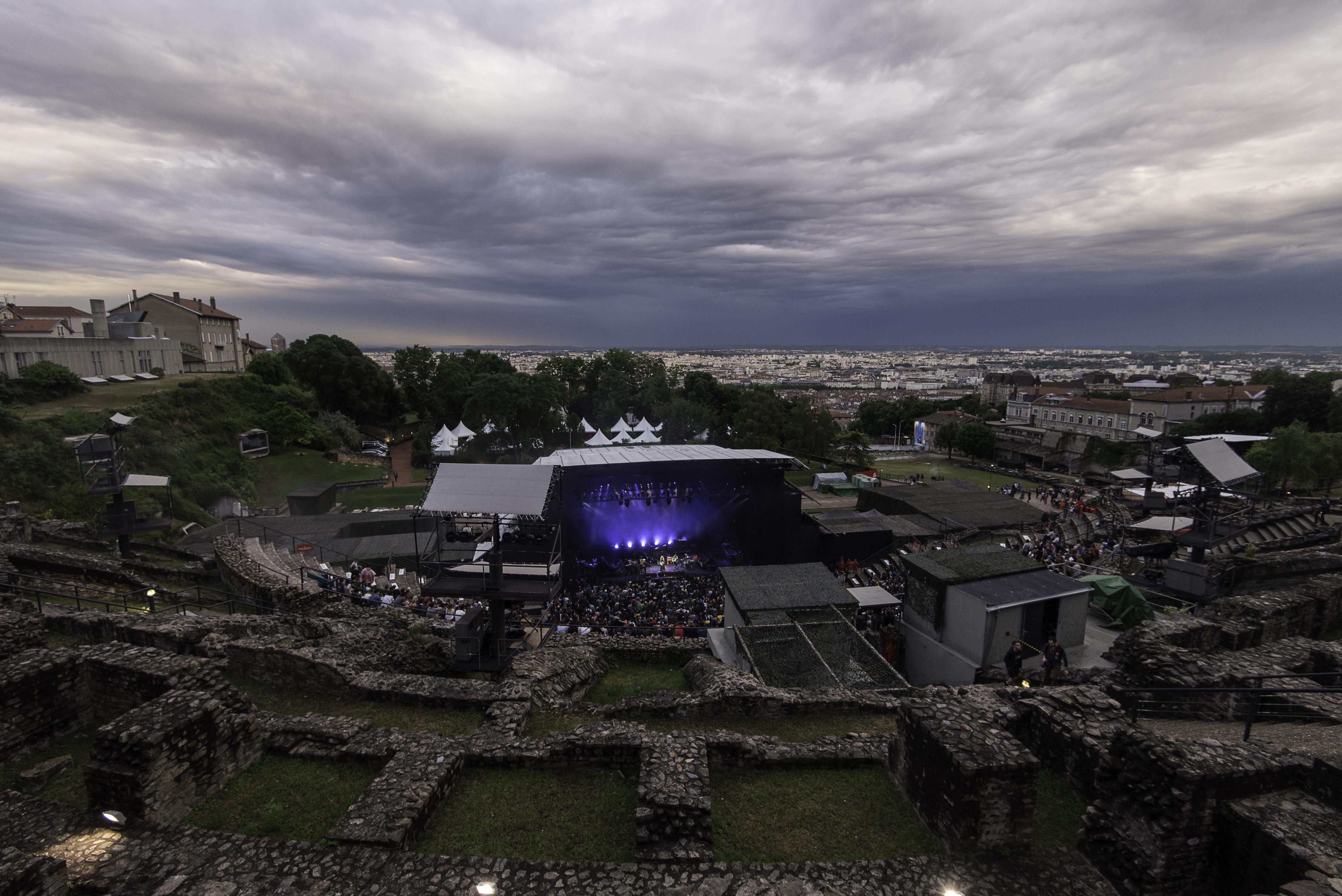 Lyon : Nuits de Fourvière, le grand retour