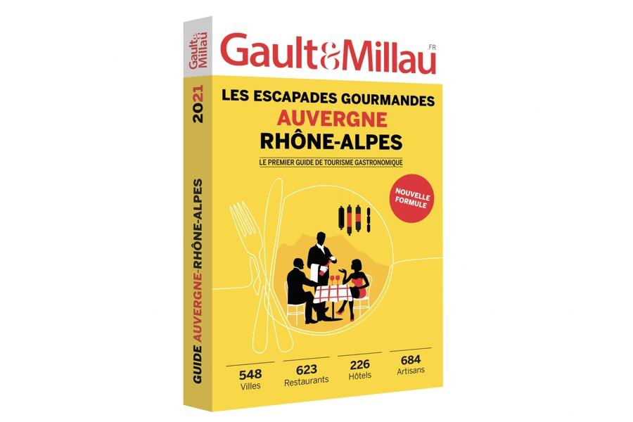 Gault & Millau sort son guide Auvergne-Rhône-Alpes