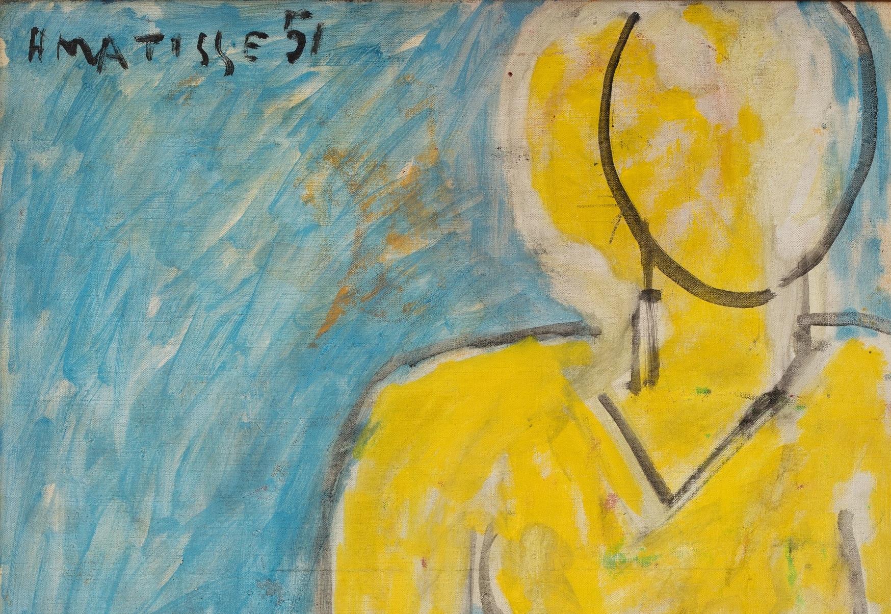 Un Matisse au Musée des Beaux-arts