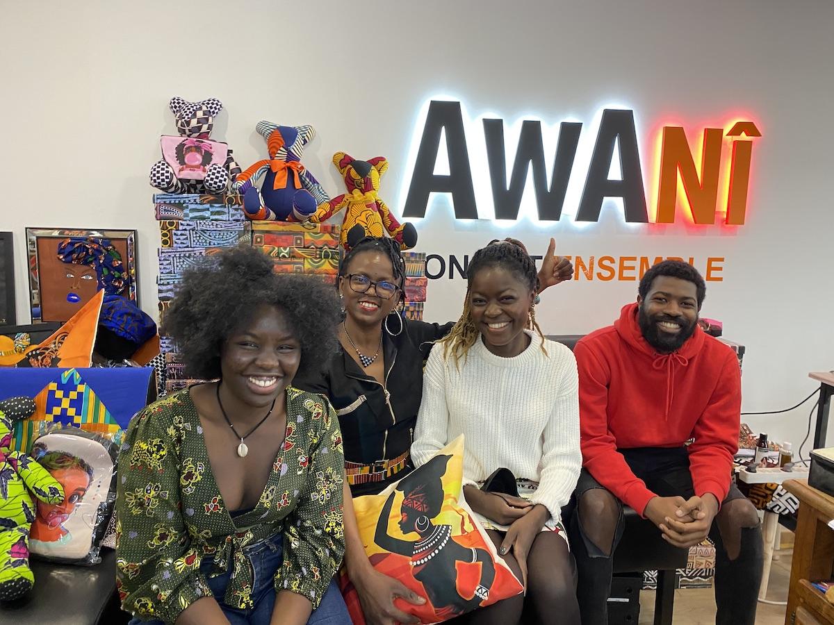 Awanî, saveurs d'Afrique