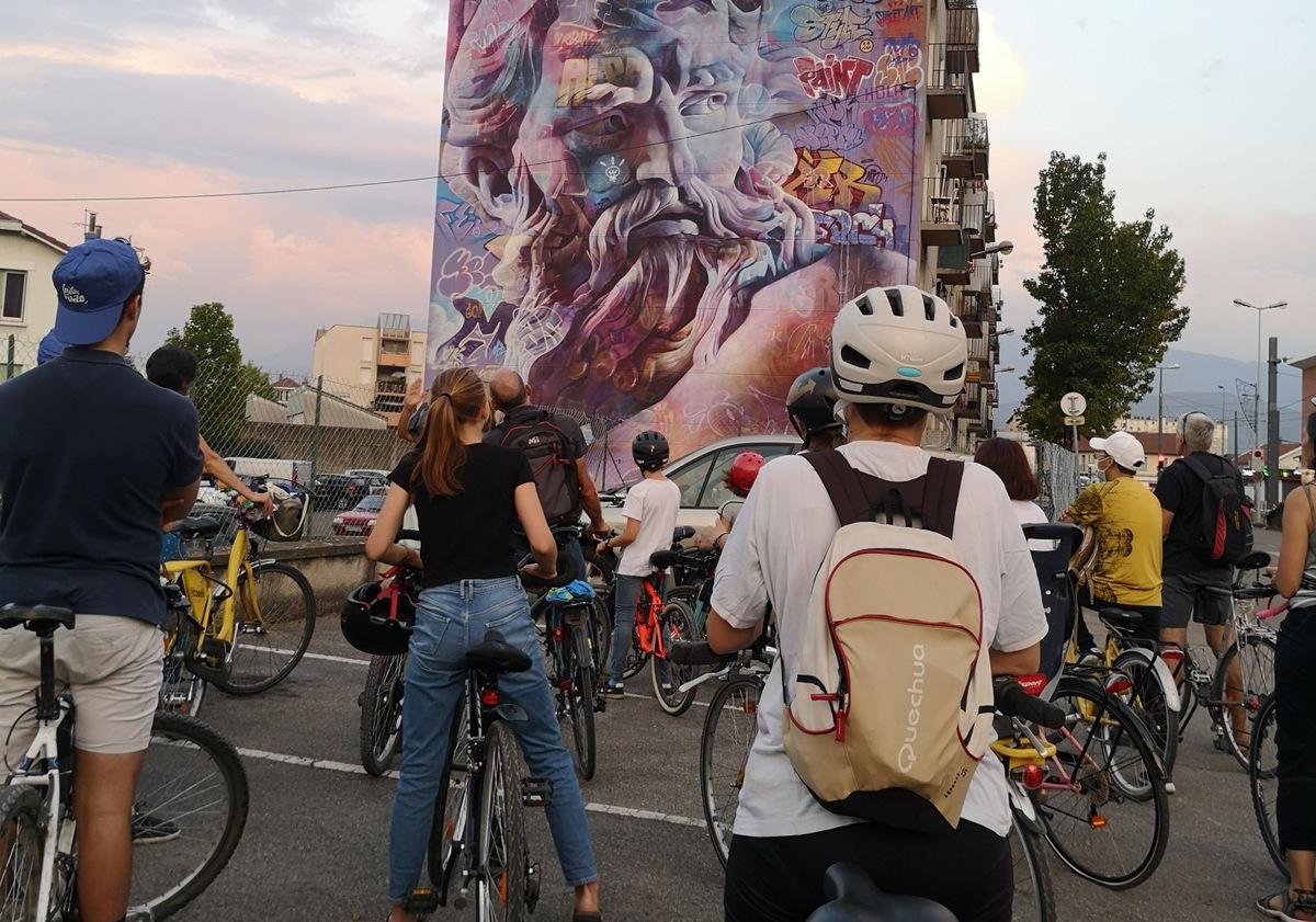 Faites du vélo (bon sang !)