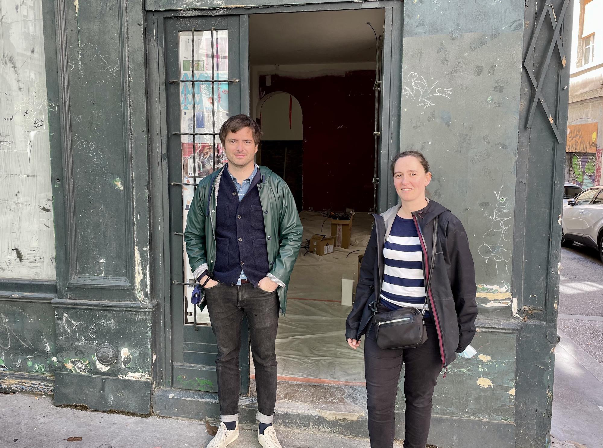 Mathieu Rostaing-Tayard et Joanna Figuet de retour à Lyon avec Micro Sillon
