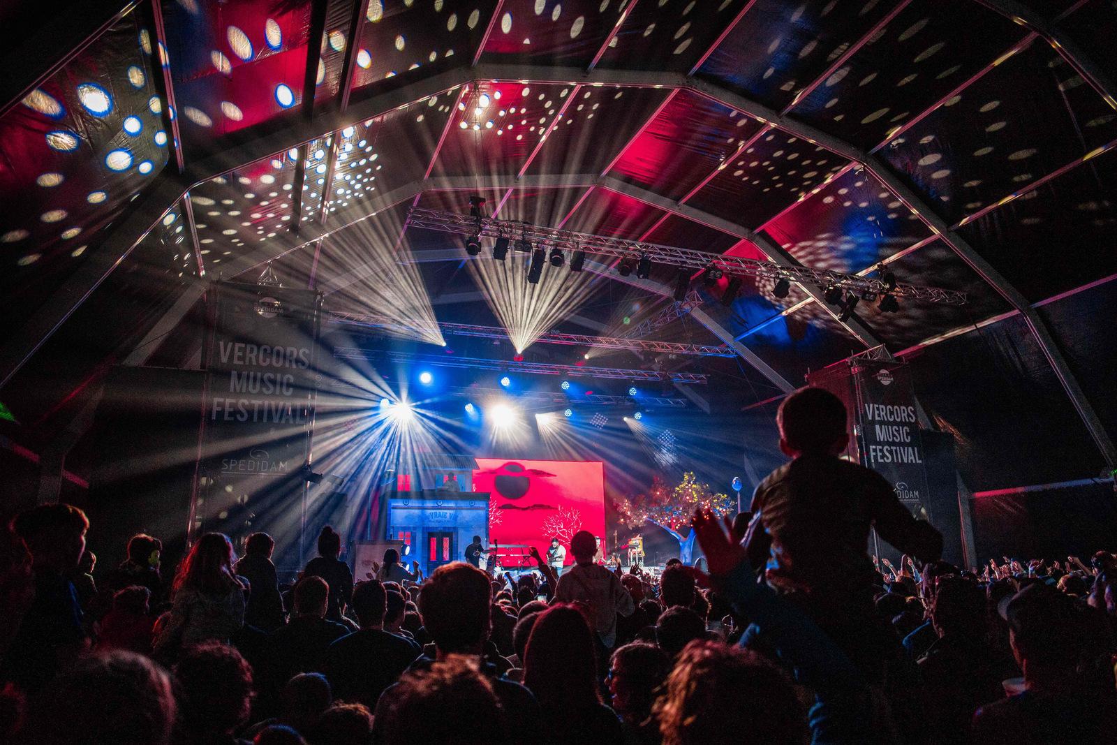 Le Vercors Music Festival est de retour