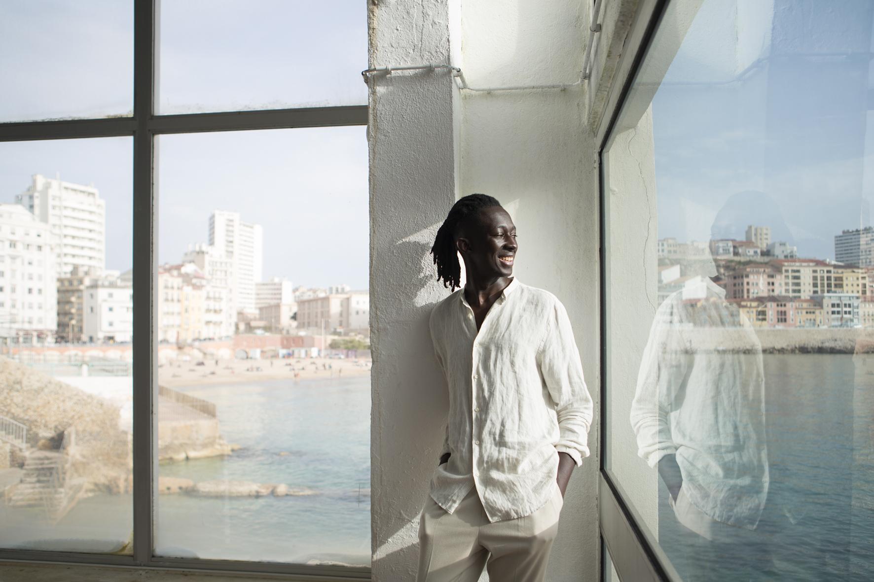Lyon : Mory Sacko ouvre Edo, resto éphémère sur l'esplanade de Fourvière