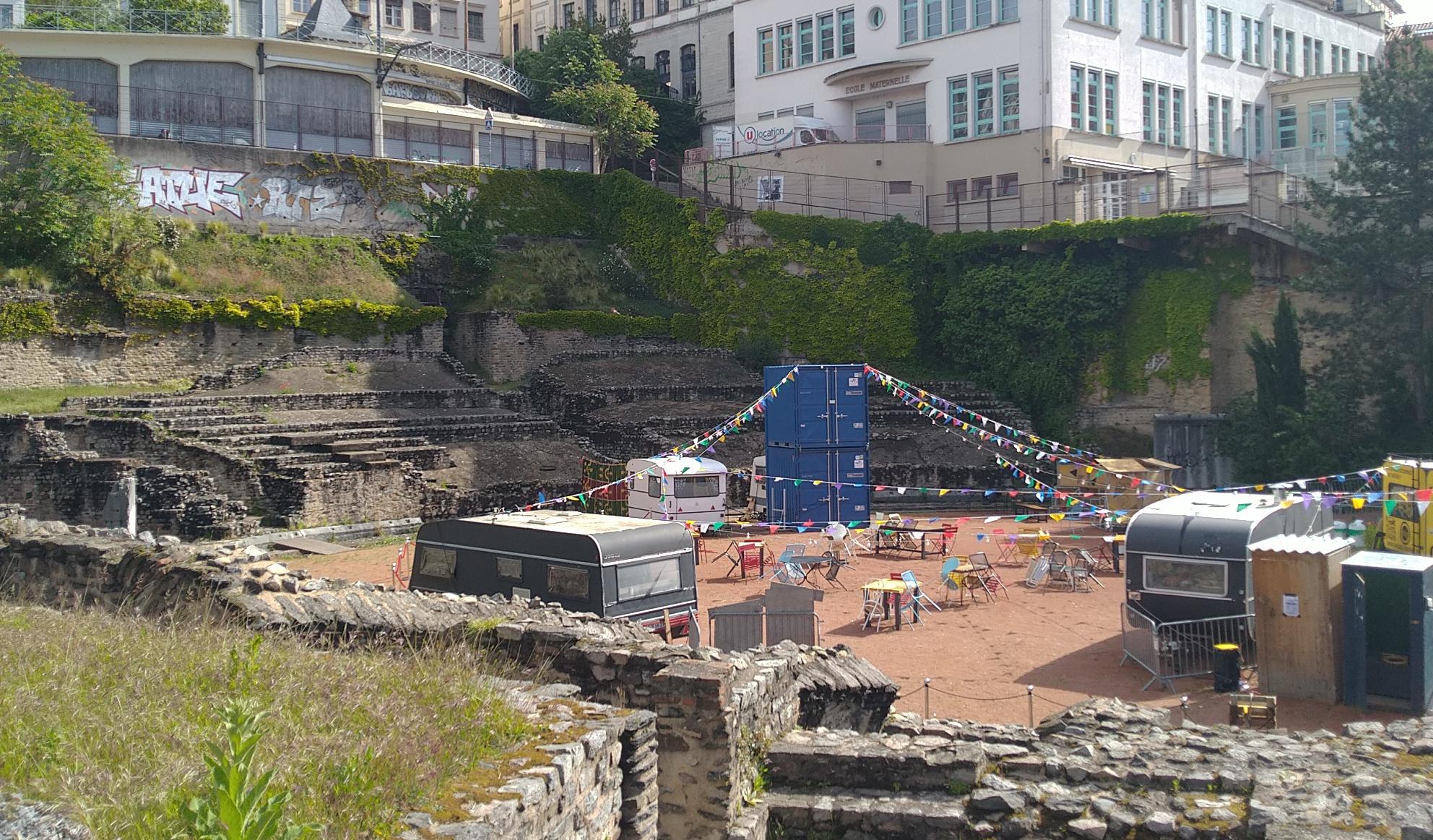 Amphithéâtre des 3 Gaules : retour du Festival de la Basse-cour