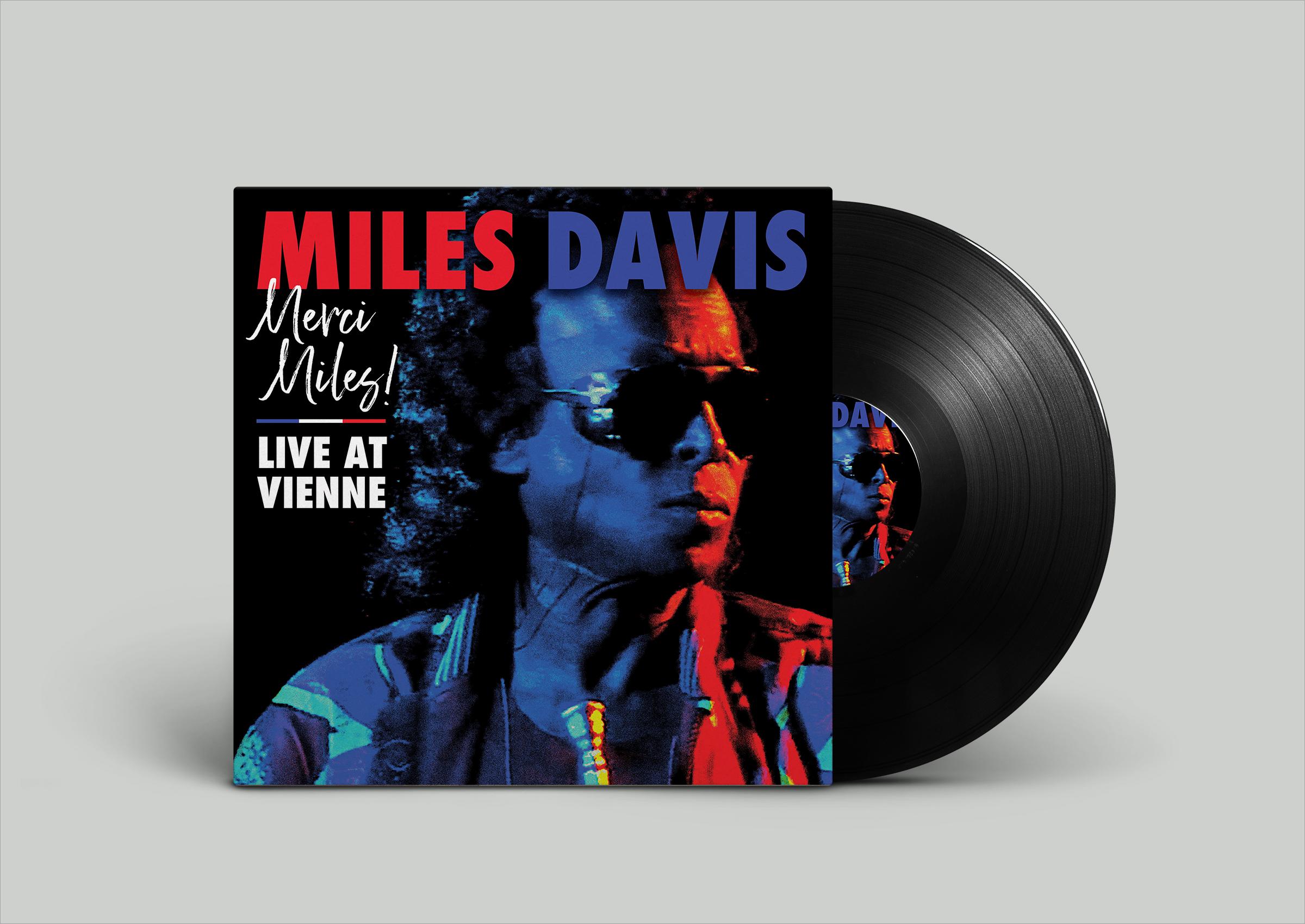 Le dernier concert de Miles Davis à Jazz à Vienne édité en vinyle