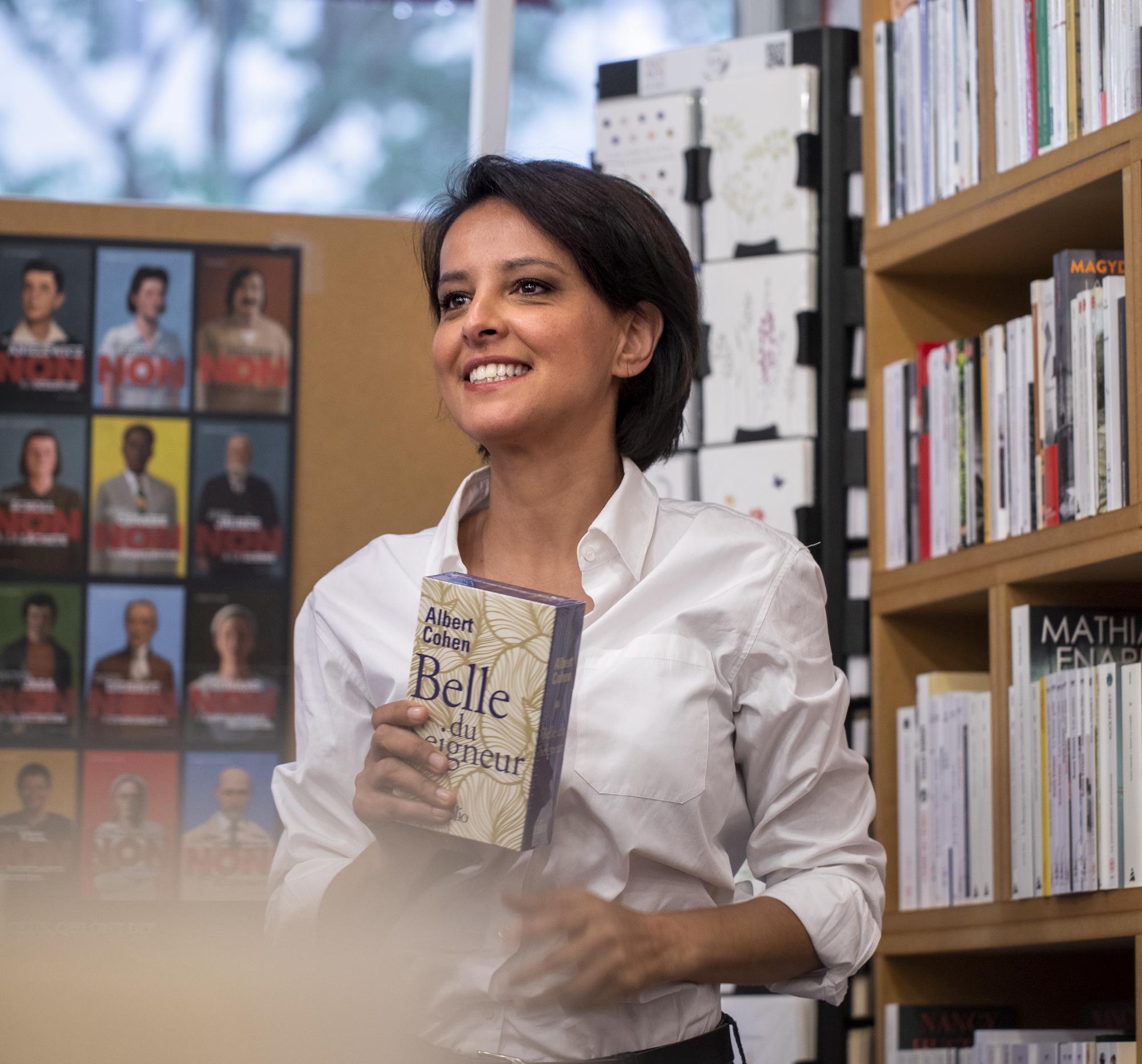Najat Vallaud-Belkacem : « nous avons les moyens de construire un âge d'or de la culture »
