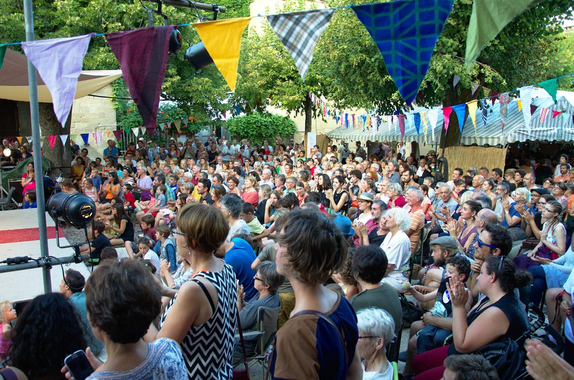 Résistance artistique avec le festival Textes en l'air