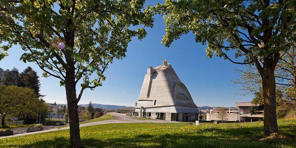 Le Corbusier Firminy ne sera pas le monument préféré des Français