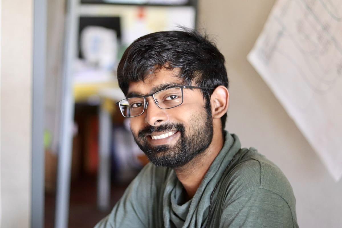 Siddhant Malviya reçoit le 2nd prix international recherche design Jacques Bonnaval