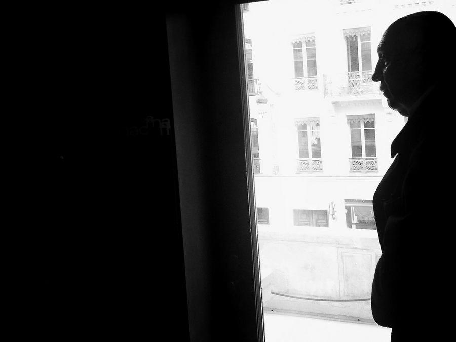 Raymond Depardon : une histoire de l'œil