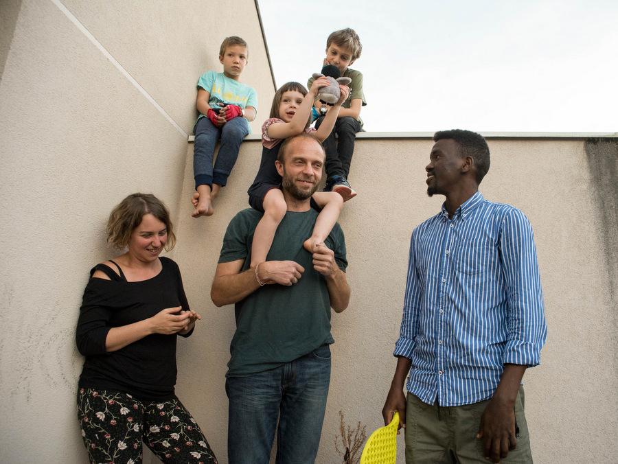 Singa met en relation réfugiés et accueillants