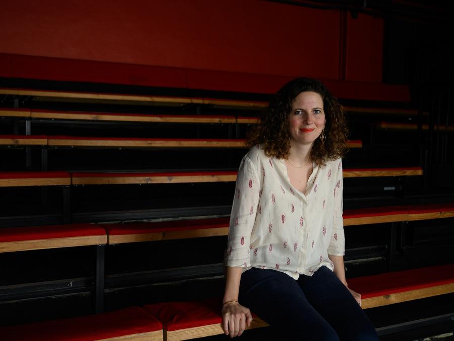 Courtney Geraghty : « j'assume que les propositions émanant d'hommes ne soient pas majoritaires »