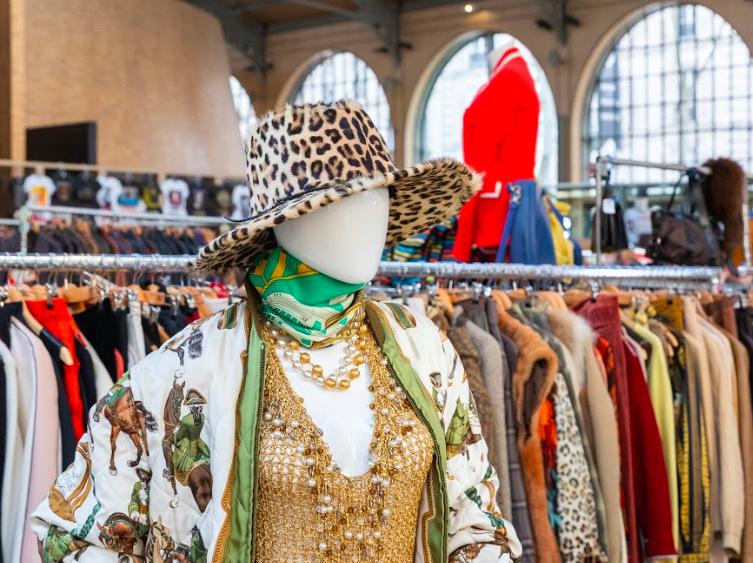 Lyon : deuxième édition pour le Salon du Vintage au Palais de la Bourse