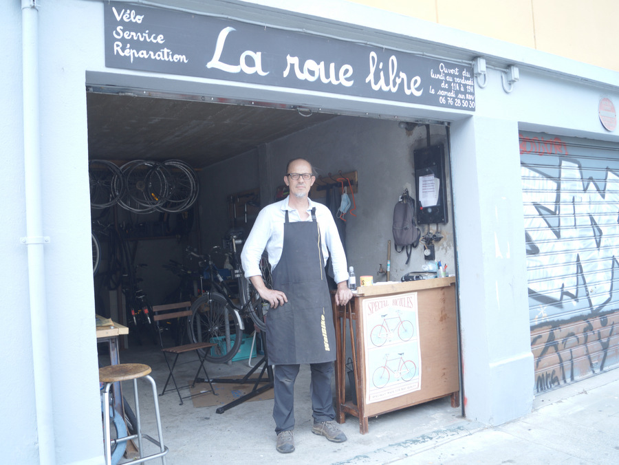 Un nouvel atelier vélo qui espère réveiller les Eaux-Claires