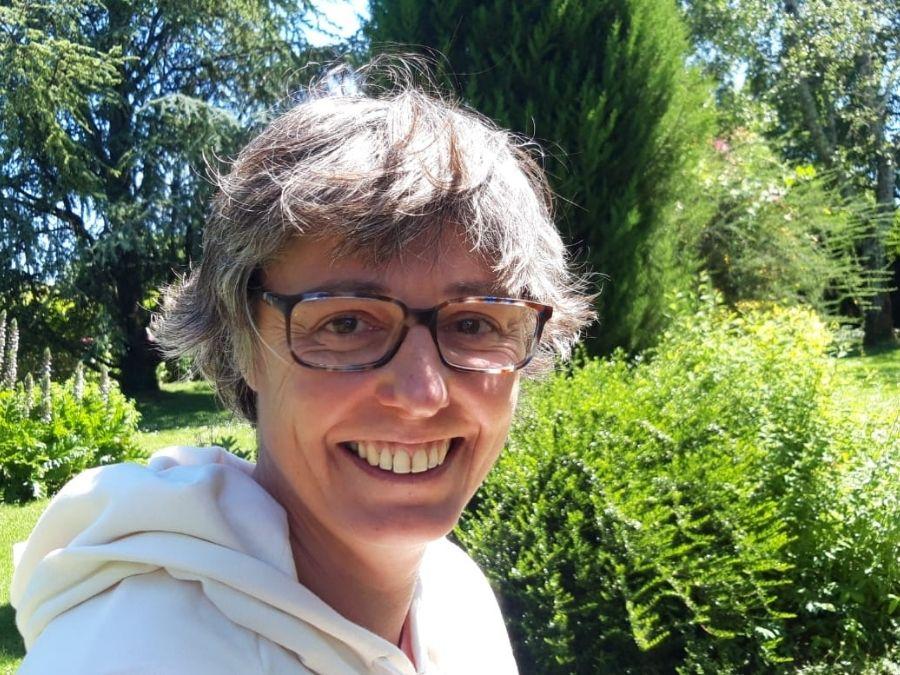 Virginie Tournebise,   Auteure stéphanoise