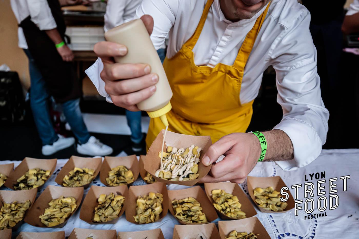 Lyon Street Food Festival, « un pied de nez à la vision classique de la gastronomie lyonnaise »