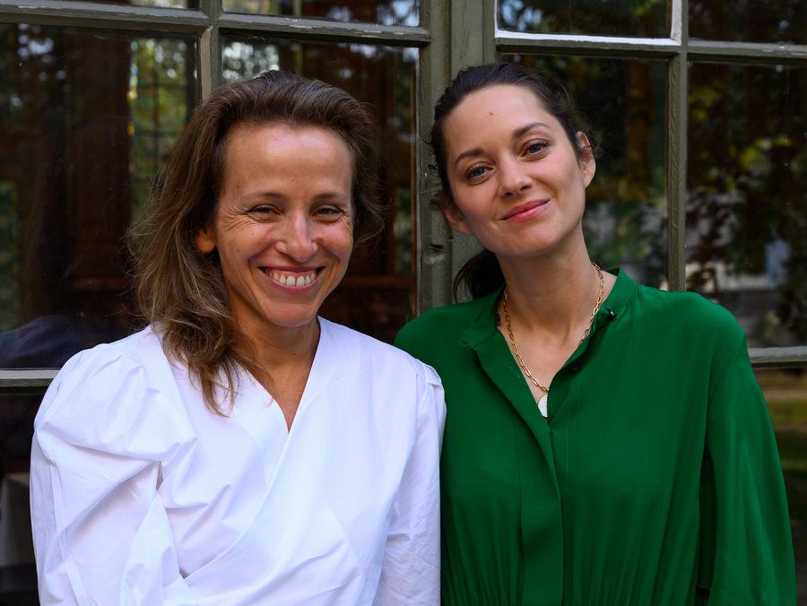Marion Cotillard - Flore Vasseur : « On arrive à un point où on engage le processus vital »