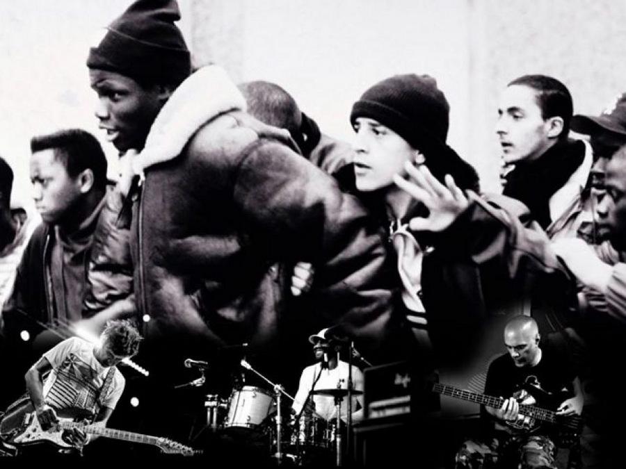 Asian Dub Foundation x La Haine, l'insurrection qui vient