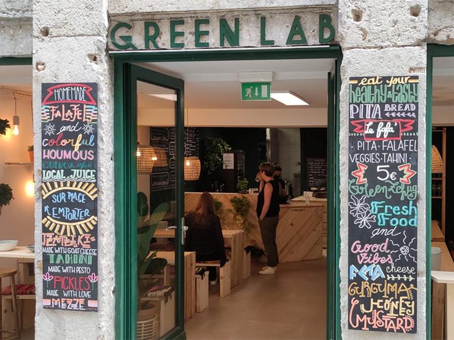 Green Lab : tout sur le pois chiche