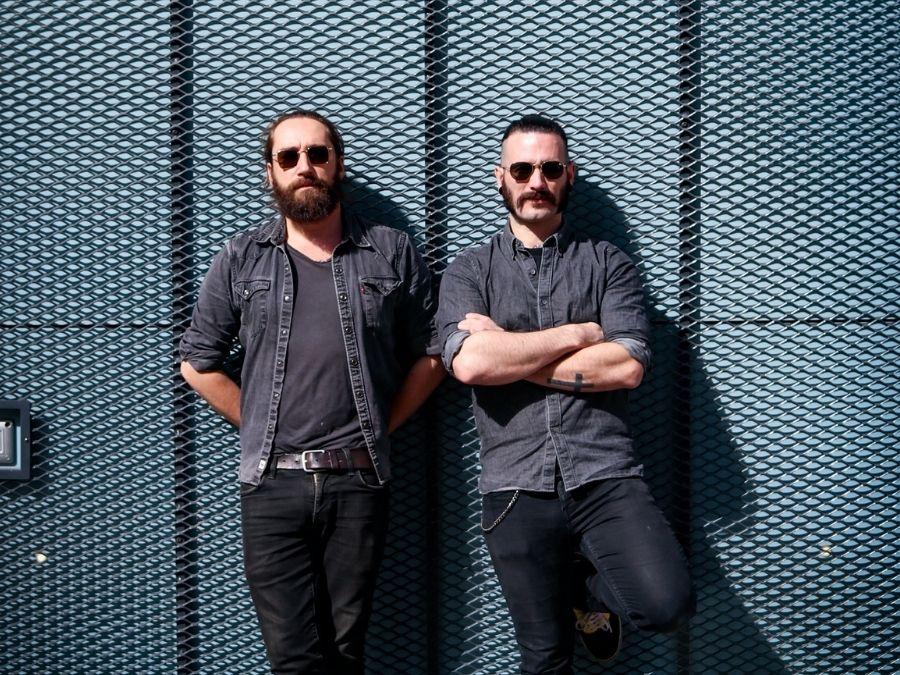 Julien Haro et Thibault Llopis,  Barock