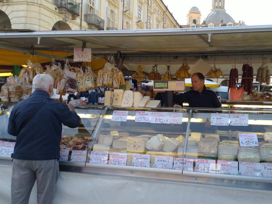Visiter Turin, en voisin