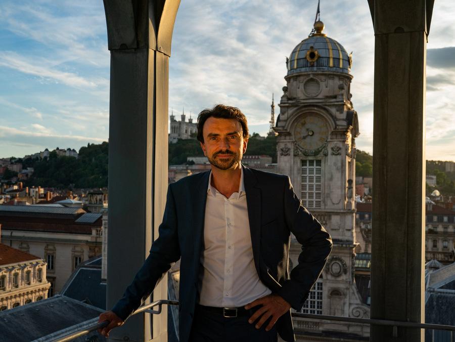 Grégory Doucet : « je trouve ça très bien que la ville se réinvente en permanence »
