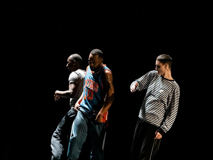 Amala Dianor, trois pièces à la Maison de la Danse