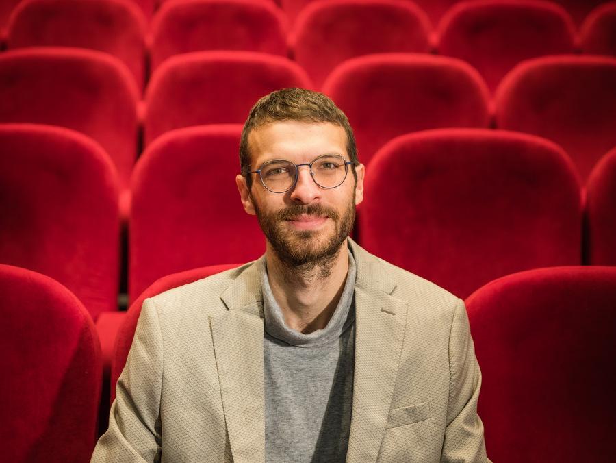 Jérôme Villeneuve est le nouveau directeur de l'Hexagone