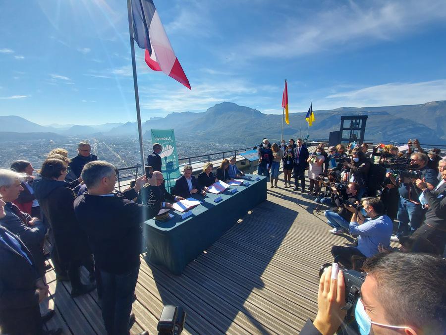 4 millions d'euros pour verdir Grenoble