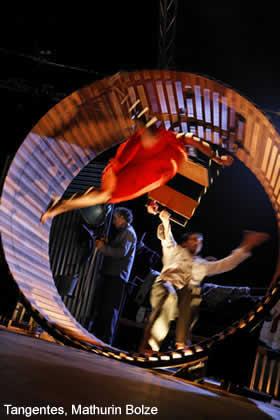 Le cirque contre l'aliénation