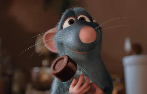 Un rat dans la soupe