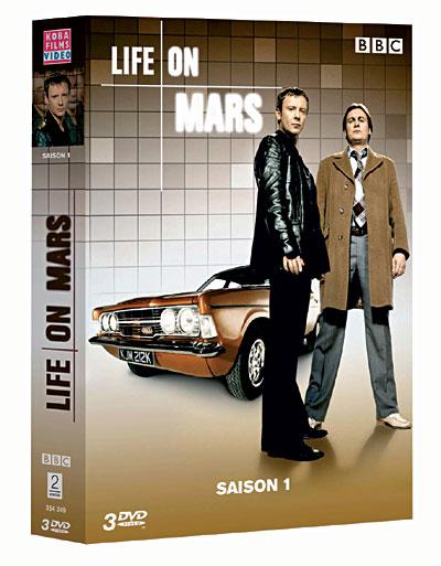 Life on Mars, saison 1
