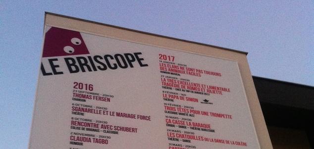 Thomas Fersen au Briscope de Brignais