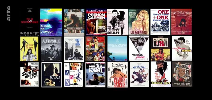 Gloire à Blow Up, Luc Lagier et, bien sûr, Jean-Luc Godard