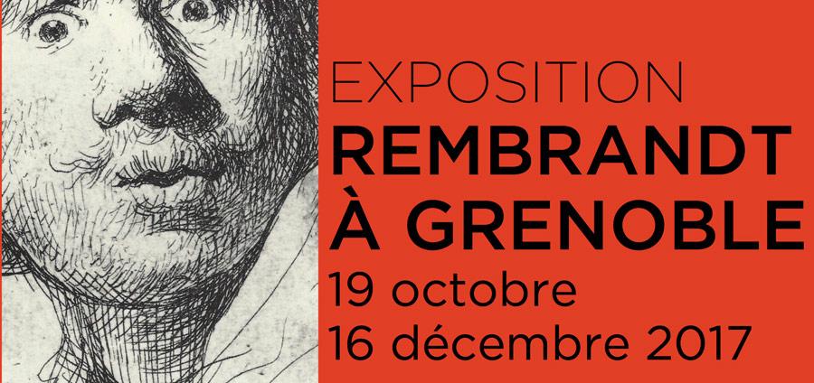 GRAVURES REMBRANDT, Fondation Glénat, Grenoble