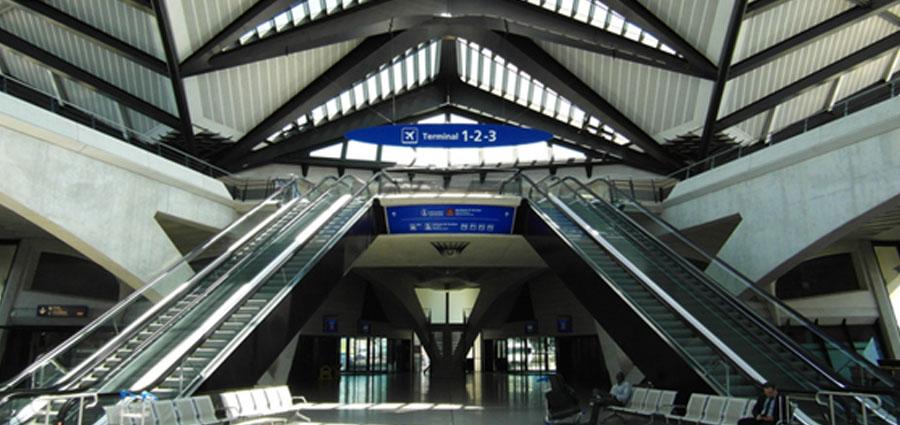 L'aéroport de Lyon-Saint Exupéry a battu son record d'affluence en 2018